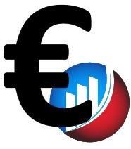 Logo Die Finanzprüfer e.K. mit Euro-Symbol
