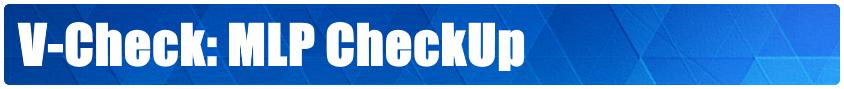vcheck MLP CheckUp