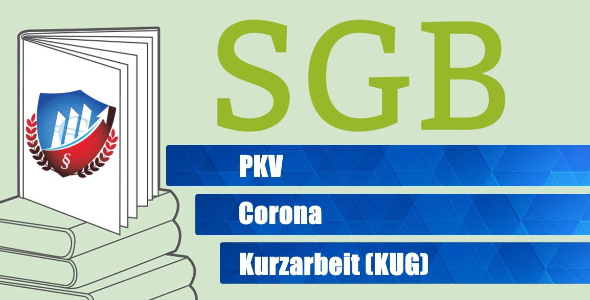 PKV, Kurzarbeit (KUG) und Corona