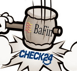 BaFin verbietet Check24 Versicherungsgeschäft