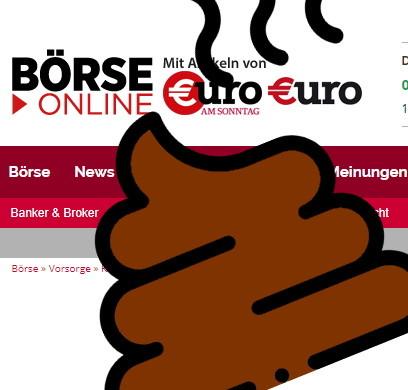 €uro Bullshit