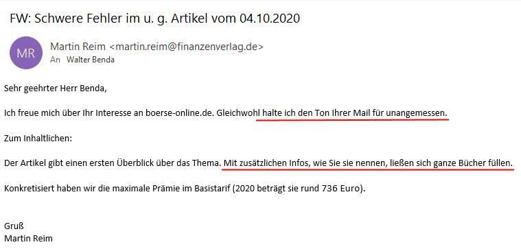 2020-10-11 Antwort Euro