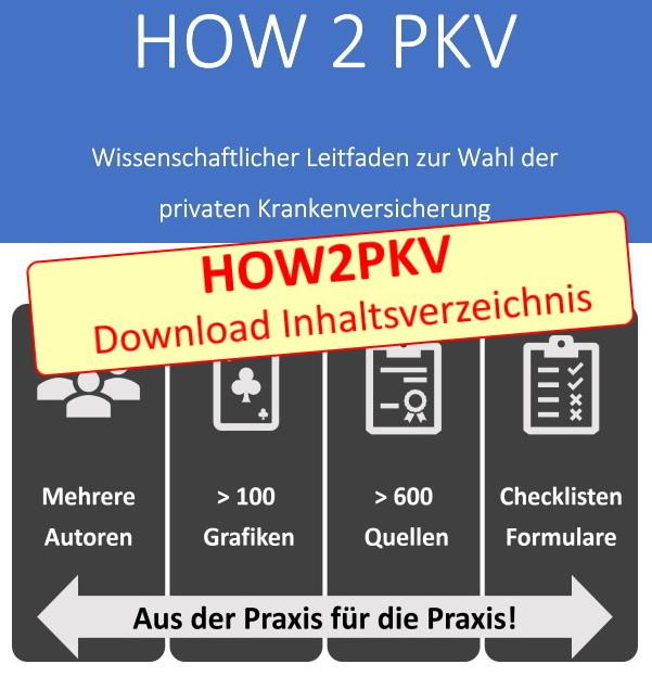 HOW2PKV Inhaltsverzeichnis Download